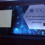 IDC y el cambio. Innovación como verdadera transformación digital, poseer solo lo valioso