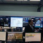 Inauguración de C-5, monitoreo inteligente y capacidad de reacción