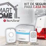 Vete de vacaciones con la seguridad y tranquilidad que ofrece Smart Home by TechZone