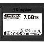 Kingston lanza la unidad SSD NVMe U.2 DC1500M para centros de datos